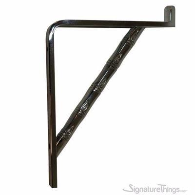 L Shelf Bracket with Rope Twist