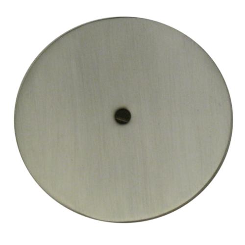 Satin Nickel Un-Lacquered [+$30.00]