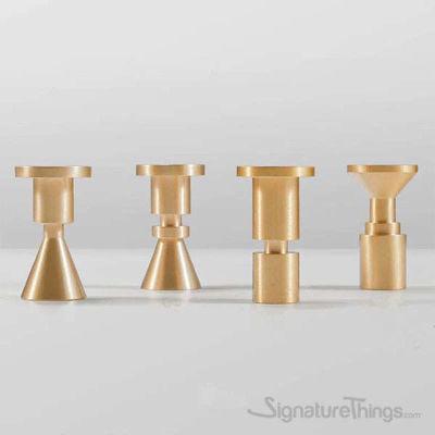 Solid Brass Coat Wall Hooks