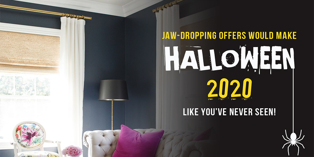 Jaw-dropping offers would make Halloween 2020 like you've never seen!