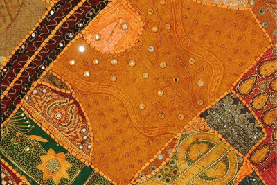 Heavy Beads Wall Hangings Sandy brown - Woven Wall Hangings   Wall Hangings For Bedroom   Wall Hangings For Living Room   Heavy Bead Wall Hangings   Beaded Wall Hangings   Wall Décor Ideas   Christmas Gift Ideas   Holiday Gifts Ideas   Unique Gifts Ideas   SignatureThings.com