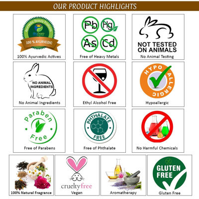SignatureThings.com Brass Hardware GoAyur Mother's Complete Beauty Care Kit