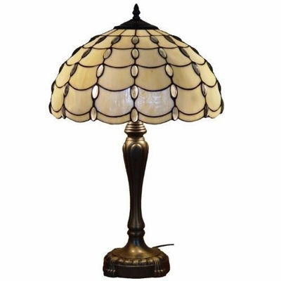 Tiffany Style Cascades Table Lamp - Tiffany Style Table Lamps | Stained Glass Table Lamps | Tiffany Table Lamps | Decorative Table Lamps | tiffany table lamps | Stained Glass Table Lamps | table lamps for living room | Reading Table Lamps | crystal table lamps | tiffany style lamp shades | SignatureThings.com