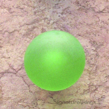 Light Green - Frosted [+$2.00]
