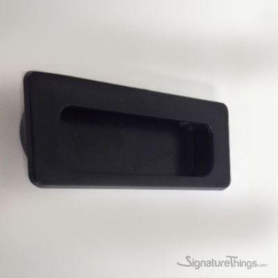 Modern Rectangular Flush Recessed Sliding Door Pull Handles