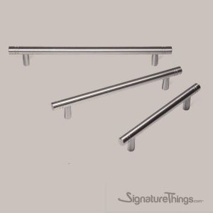 Stainless Steel Brushed  Bar Pull 10 MM - Kitchen Cabinet Door Handle