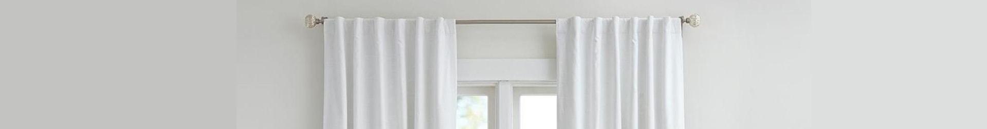 Brass Curtain Rod Finials Decorative Finials Drapery