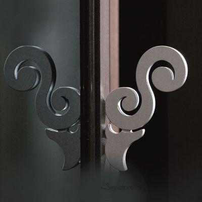 Motif Cabinet Pulls - Decorative Cabinet Drawer Cupboard Handles