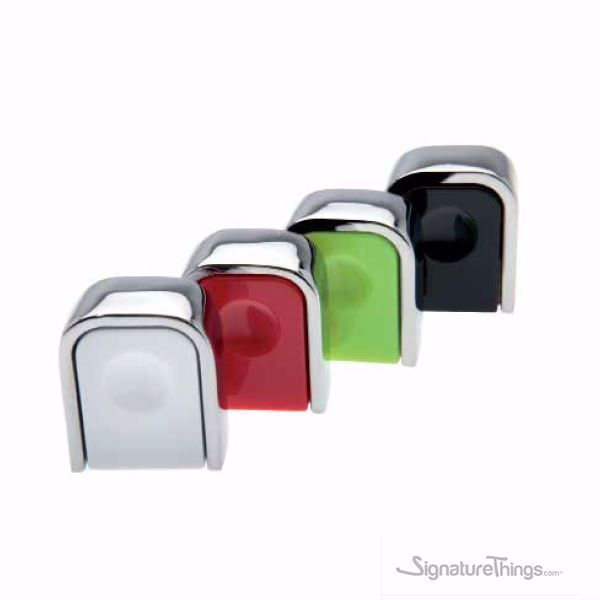 Acrylic Round Ended Cabinet Knobs and Pulls | Acrylic Drawer Knobs | Acrylic Drawer Pulls | Modern Cabinet Knobs | SignatureThings.com
