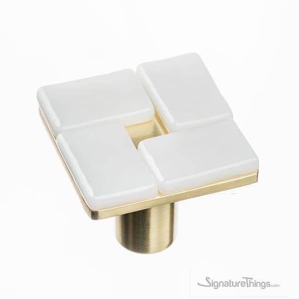 Satin Brass