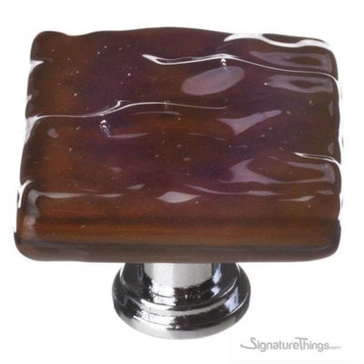 SignatureThings.com Brass Hardware Sietto Glacier knobs and Pulls