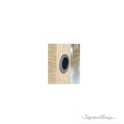 SignatureThings.com Brass Hardware Sliding Door Flush Finger Pulls