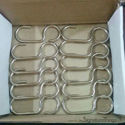 Curtain Rings Set of 12 - Solid Brass Rings