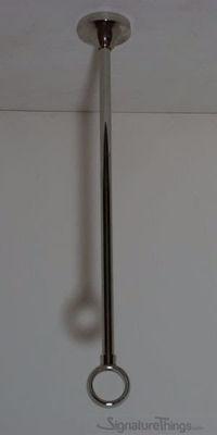 "12"" Adjustable Center Bracket | Shower Curtain Rod Support | Curtain Rod Holder | Center Rod Support | Curtain Rod Accessories | SigntureThings.com"