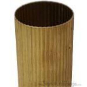 Reeded Brass Tubing - 12 ft Length
