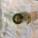Pineapple Brass Curtain Rod Finial