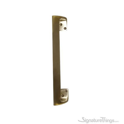 Modern Straight Door Pull - Door Pulls | Door Handles | Brass Door Pulls | Brass Door Handles | Contemporary Door Handles | Brass Pulls | Brass Cabinet Pulls | Brass Cabinet Handles | Antique Brass Door Hardware | Front Door Handles | Entry Door Pulls | polished brass door handles | Interior Door Handles | Brass Handles | Brass Pulls | Brass Hardware | Signaturethings.com