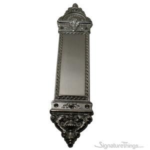 Royal Crest Push Plate
