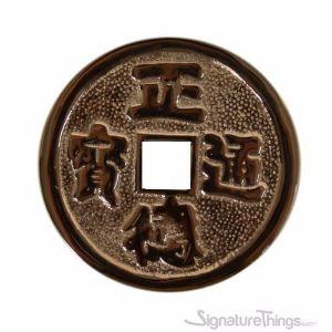 Oriental Brass Pull Round - Cabinet Hardware