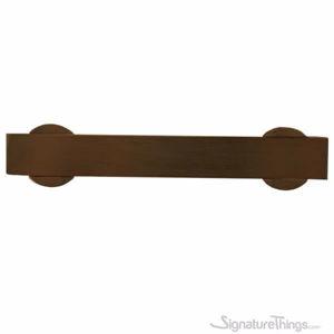 Riviera Pull - Modern Brass Cabinet Pulls