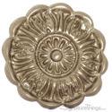 Brass Sundial Cabinet Knob