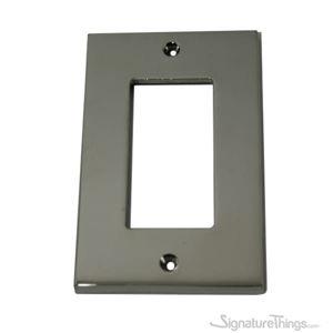 Modern Square Switch Plate Decora - GFI cover plate