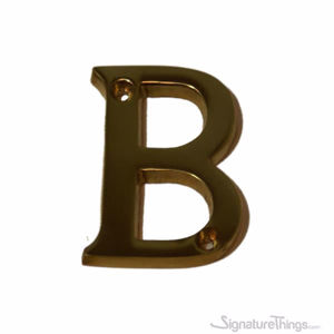 "Brass Letters | Brass Alphabet Letters | Brass Alphabetes | 3"" Brass Lettes 