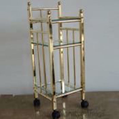 "12"" Serving Cart 