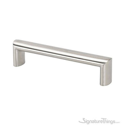Oval Stainless Steel Pull, Cabinet Handles and Drawer Pulls