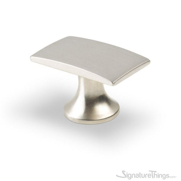 Small Rectangular Cabinet Knob - Brass Cabinet Knobs | Brass Cabinet Handles | Unique Drawer Pulls | Kitchen Cabinet Hardware Ideas | Brass Kitchen Hardware | Brass Pull Handles | antique brass cabinet pulls | Brass Drawer Knobs | Dresser Drawer Knobs | Decorative Drawer Knobs | Decorative Cabinet Handles | Unique Cabinet Hardware | Brass Hardware | SignatureThings.com