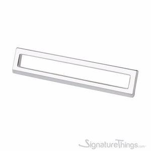 Modern Bent Rectangular Cabinet Pulls