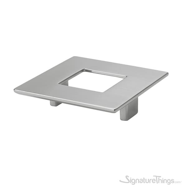 Satin Nickel Un-Lacquered [+$4.00]