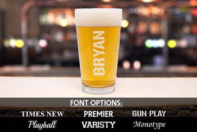 Personalized Beer Mug  | Custom Engraved & Printed Drinkware Gift Sets | Personalized Barware | Groomsmen Gifts | Christmas Gift Ideas | Best Men's Gifts | SignatureThings.com