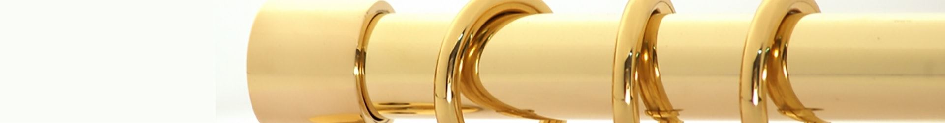 Brass Tubing, ends and Rings