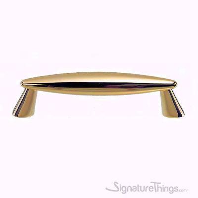 Elegant Cabinet Handle - Gold
