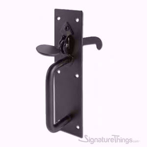 Stainless Steel Latch Bolt Handle
