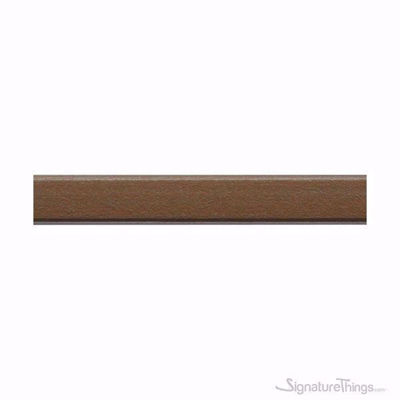 1/2 in. Square Iron Curtain Rod