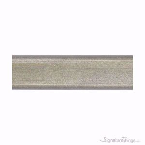 1 in. Square Iron Curtain Rod