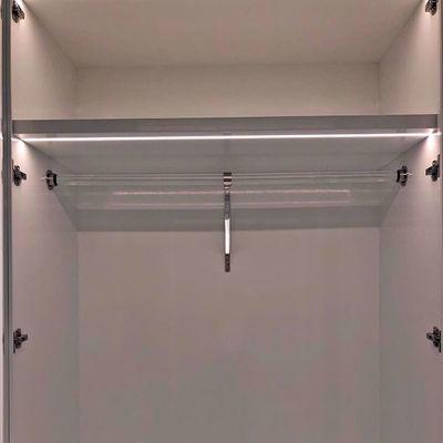 Brass Shelf Bracket with Standard Bracket Hanger - Brass Shelf Brackets, L Shaped Brackets