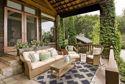 Geo Zigzag - All Weather Indoor/Outdoor for Living Room, Bedroom, and Dining Room