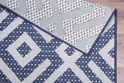 Moroccan Lattice  - All Weather Indoor/Outdoor for Living Room, Bedroom, and Dining Room