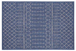 Bohemian Motif - All Weather Indoor/Outdoor for Living Room, Bedroom, and Dining Room