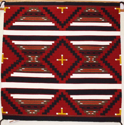 Chief Navajo Rug JJ