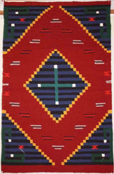 Germantown Navajo Rug BJ