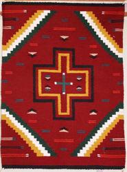 Germantown Navajo Rug BJ