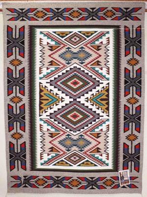 Navajo Teec Nos Pos Rug SS