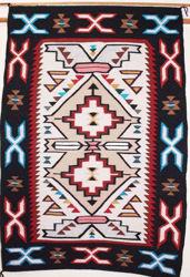 Teec Nos Pos Navajo rug GW