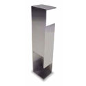 Modern Stainless Steel KUBE Sliding Door Finger Pull