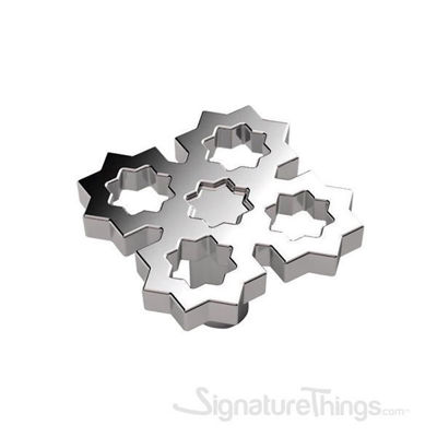 Star Shaped Cabinet Knobs