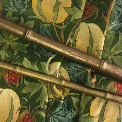 1 inch Bamboo Iron Rods